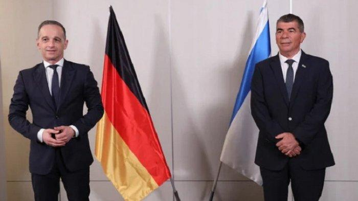 Menlu Jerman Kunjungi Israel, Tunjukkan Solidaritas, Melupakan Sejarah, Nazi Bantai Yahudi