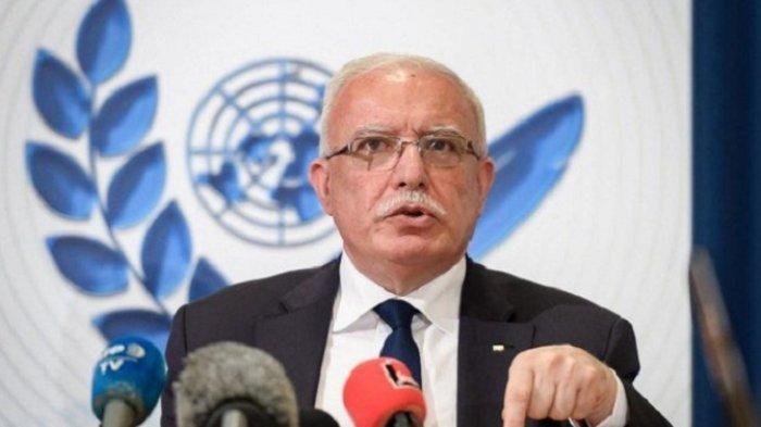 Israel Cabut Izin VIP Menlu Palestina, Hadiri Sidang Pengadilan Kejahatan Internasional