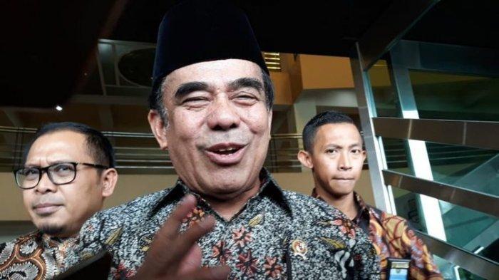 Menteri Agama Fachrul Razi Tegaskan Pemerintah Tak Atur Teks Khutbah Jumat di Masjid