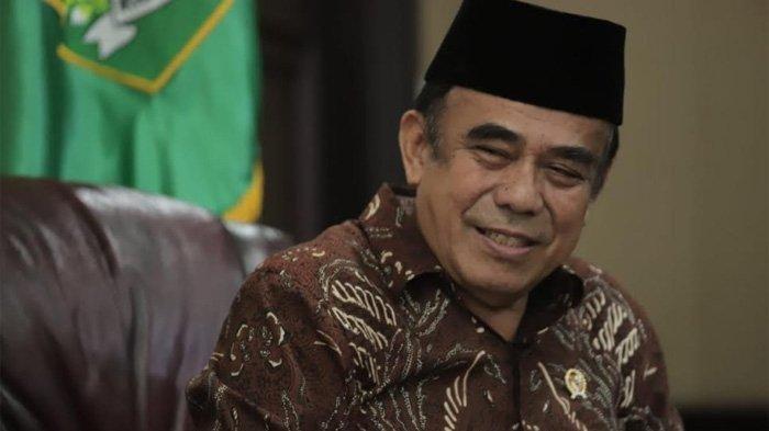 BREAKING NEWS - Menteri Agama Fachrul Razi Positif Covid-19