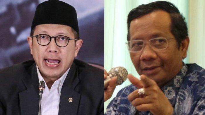 KPK Sita Uang di Ruang Menteri Agama, Mahfud MD Pernah Sebut Lukman Saifuddin Bersih Tapi . . .