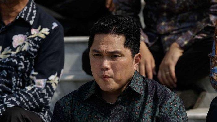 Menteri Erick Thohir Keluarkan Surat Edaran, Larang BUMN Berikan Suvenir Saat RUPS
