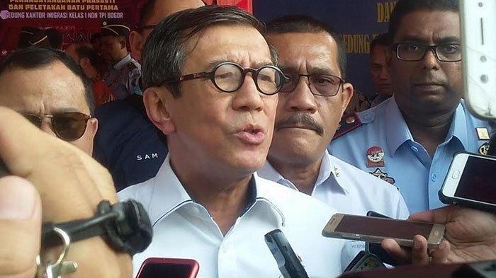 Jokowi Perjelas Posisinya
