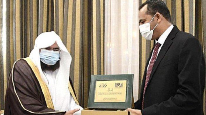 Menteri Kebudayaan dan Informasi Sudan Kunjungi Arab Saudi