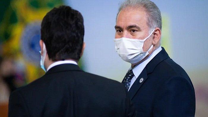 Menteri Kesehatan Brasil Positif Covid-19 Dalam KTT PBB
