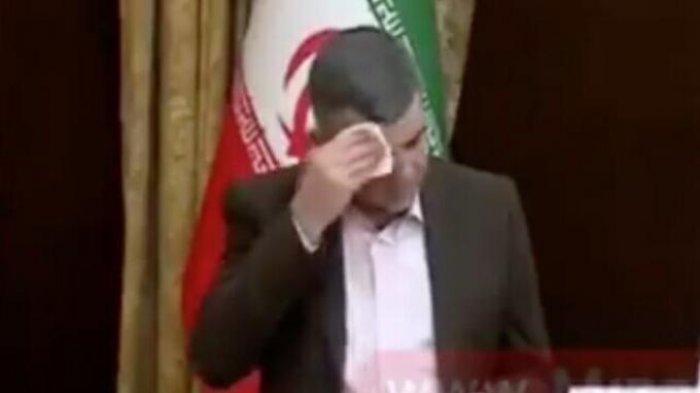 Detik-detik Wakil Menteri Kesehatan Iran Terinfeksi Virus Corona, Awalnya Pucat & Berkeringat