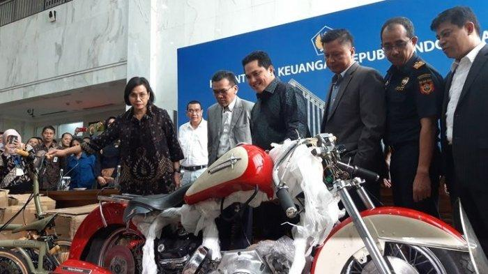 Kronologi Penyelundupan Harley Davidson, Kerugian Negara Rp1,5 M, Dirut Garuda Ari Ashkara Dipecat