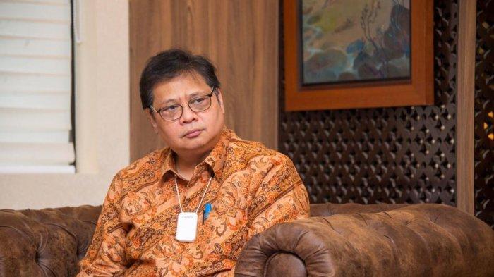 Profil Airlangga Hartarto, Ternyata Cucu Pejuang Kemerdekaan Asal Sukabumi RH Didi Sukardi