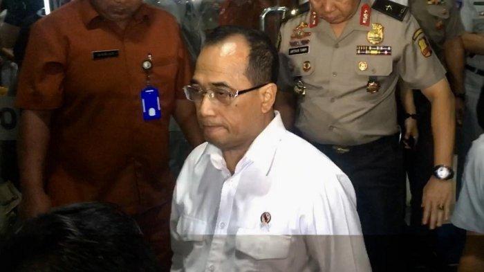 Menteri Perhubungan Budi Karya Sumadi Positif Terjangkit Virus Corona, 2 Pekan Tak Tampil di Publik