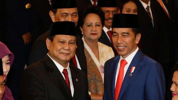 Kenapa Prabowo Subianto Dipilih sebagai Menteri Pertahanan? Presiden Jokowi Ungkap Alasannya