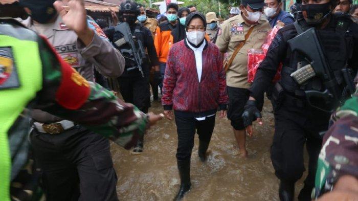 Risma Berang saat Tinjau Lokasi Banjir NTT, Aktivis Kemanusian: Saya yang Marah Kepada Mensos Boleh?