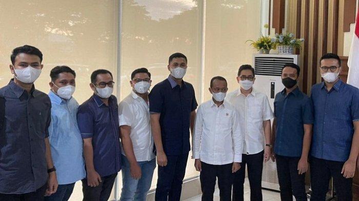 Sambut Kunjungan Menteri Investasi, Hipmi Aceh akan Berjuang Bersama Untuk Investasi di Aceh