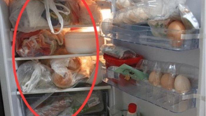 Simpan Makanan Bersama Plastik di Kulkas Seperti Menimbun Penyakit, Gantilah dengan Cara Ini