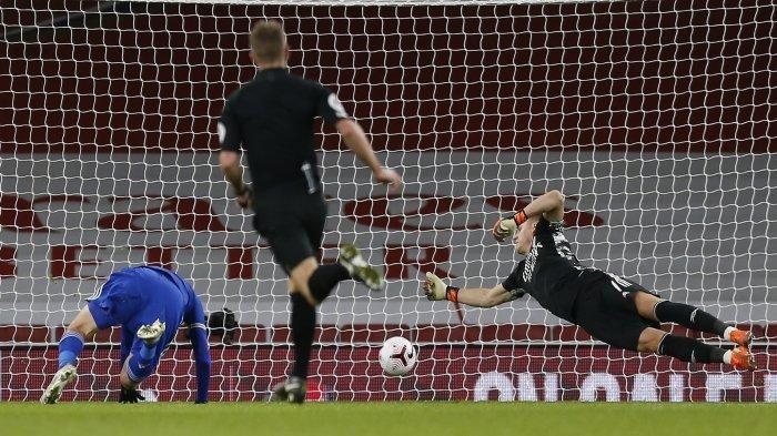 Meski Menang Performa Kiper Arsenal Bernd Leno Disorot Pasca Melakukan Blunder saat Lawan Olympiacos
