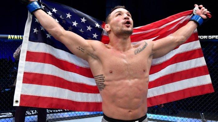 Ini Cara Michael Chandler Rayu Khabib Nurmagomedov untuk Kembali Bertarung di UFC