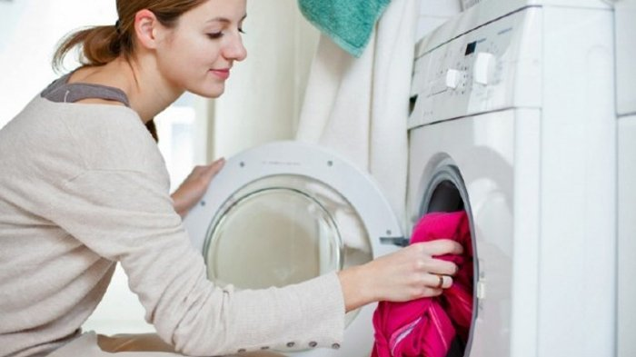 Ketahui, 6 Cara Hemat Listrik dan Air Gunakan Mesin Cuci, Atur Putaran hingga Mode Pengeringan