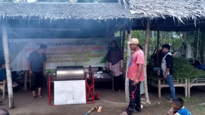 Dosen Umuslim Kembangkan Teknologi dan Pemasaran U Neulheu di Gandapura