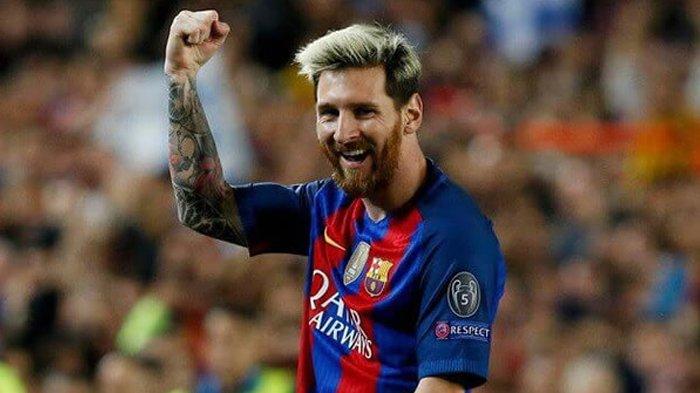 Lionel Messi Jadi Atlet Berpenghasilan Tertinggi di Dunia, Kalahkan Cristiano Ronaldo dan Neymar