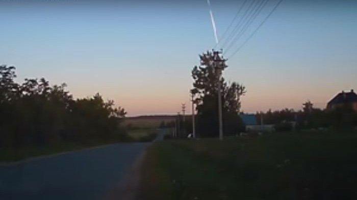 Luput dari Pantauan NASA, Sebuah Asteroid Berkekuatan 2,8 Kiloton Jatuh di Rusia