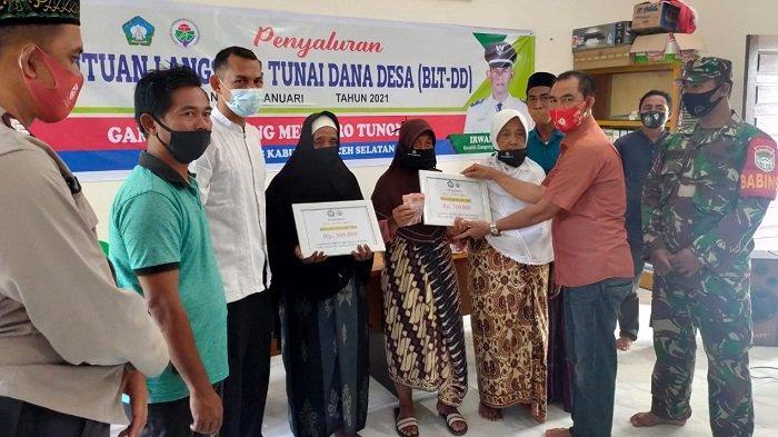 11 Desa di Aceh Jaya belum Ajukan Pencairan Dana