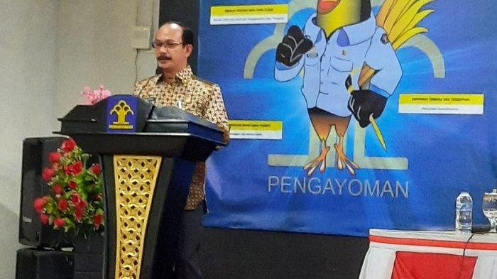 Kakanwil Kemenkumham Aceh Perintahkan Jajaran Publikasi 'Satu Hari Satu Berita'