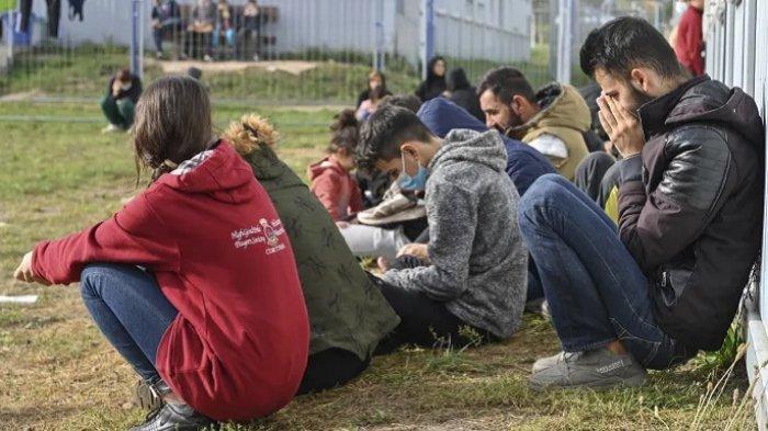 Jerman Melihat Lonjakan Migran Melalui Rute Belarusia dan Polandia