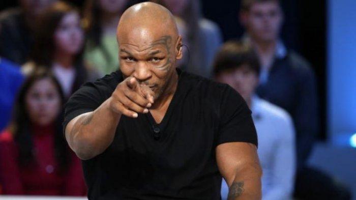 Soal Rencana Duel Trilogi, Mike Tyson Mengaku Tak Tega Hajar Evander Holyfield