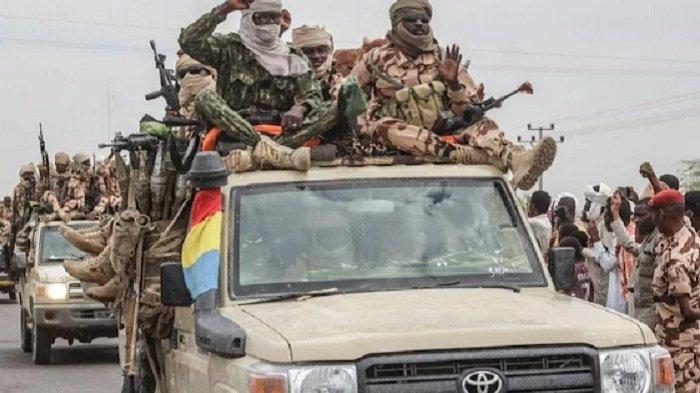 Militer Chad Klaim Berhasil Menumpas Pemberontak Penembak PresidenIdriss Déby
