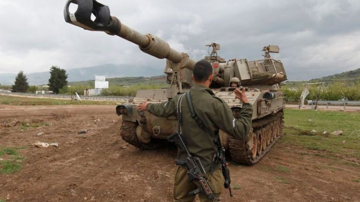 Militer Israel Kembali Serang Artileri Milik Suriah, Ini Pemicunya