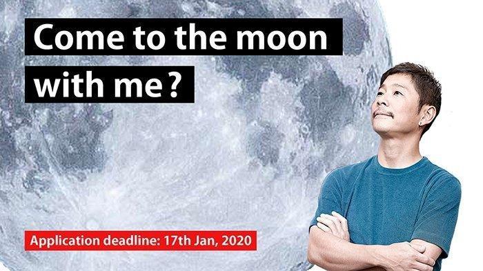Bikin Sayembara Cari Jodoh Hadiah Perjalanan ke Bulan, Milyader Ini Kewalahan Dilamar 27 Ribu Wanita