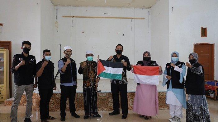 Waled Husaini Pimpin Penggalangan Dana untuk Palestina