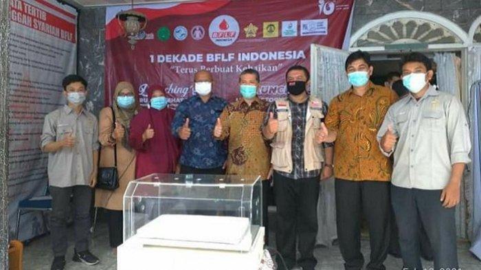 Peringati Satu Dekade Berdiri, BFLF dan JTMI Pinjamkan Inkubator Portabel Gratis untuk Warga Miskin