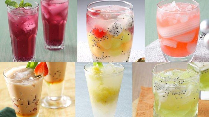 Intip 15 Rekomendasi Minuman yang Segar-Segar Beraneka Rasa, Cocok Untuk Buka Puasa