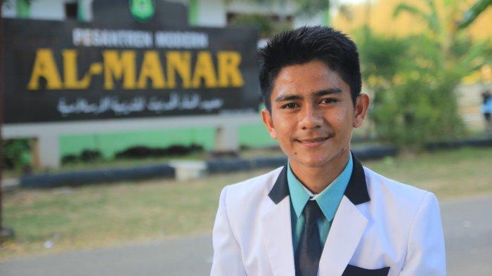 Berawal Dari Impian, Santri Al-Manar Asal Abdya Ini Lolos Pertukaran Pelajar ke Amerika Serikat