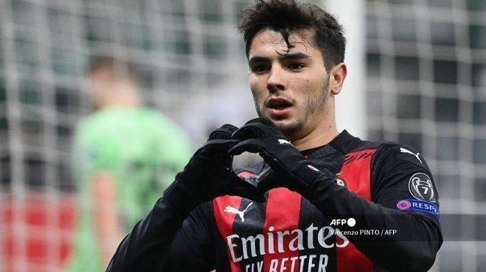 Brahim Diaz Kini Pakai Nomor Punggung 10 di AC Milan, Pernah Dipakai Legenda Ruud Gullit
