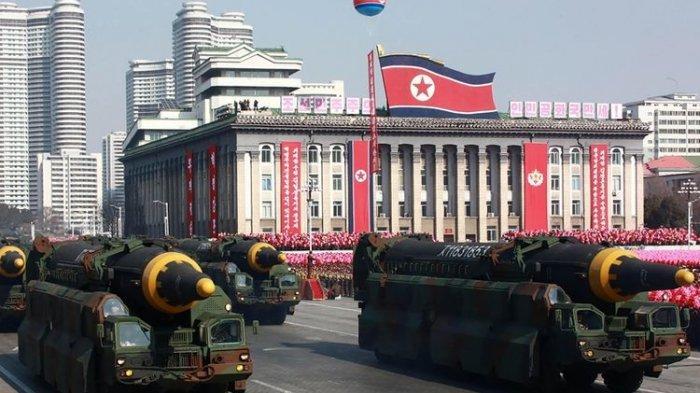 Jenderal AS Peringkatkan Kemampuan Rudal Balistik Korea Utara Membahayakan Amerika Serikat