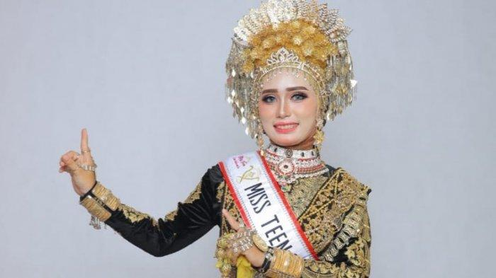 Hari Kedua Karantina di Padang, Ini Kegiatan Miss Teen Star Aceh