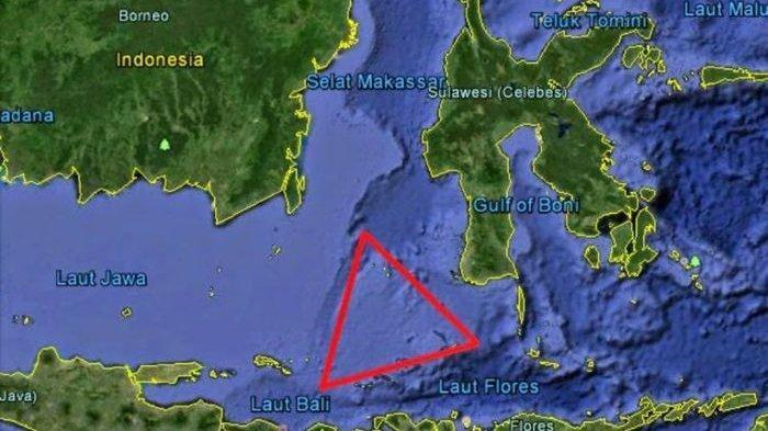 Dikenal Sebagai Segitiga Bermuda Indonesia, Misteri Masalembo Hanya Fenomena Alam atau Mistis?