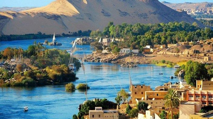 Terungkap Misteri Sungai Nil Tak Pernah Kering Meski Kemarau Panjang, Airnya Mengalir 30 Juta Tahun