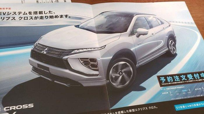 Mitsubishi Eclipse Cross PHEV Dibandrol Hampir Menyamai Corolla Cross dan Nissan Kicks e-Power