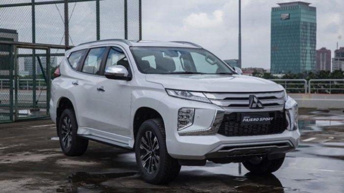 Pajero Sport Facelift Dibandrol Mulai Rp 500 Jutaan, Sudah Dapat Dipesan di Diler Resmi