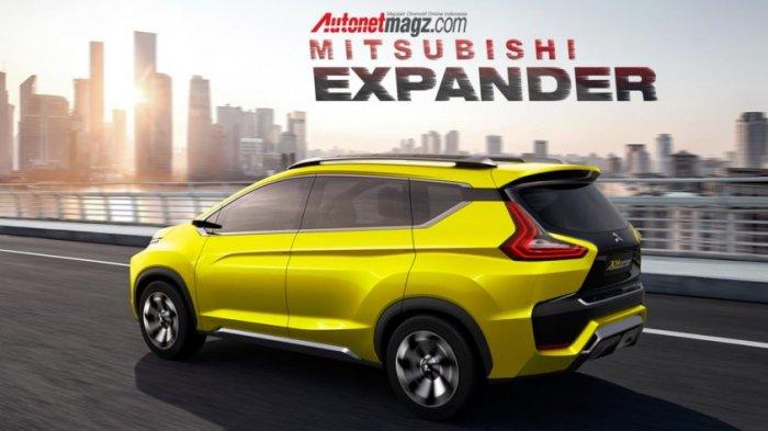 Mitsubishi Xpander Diluncurkan, Ini Varian dan Harganya