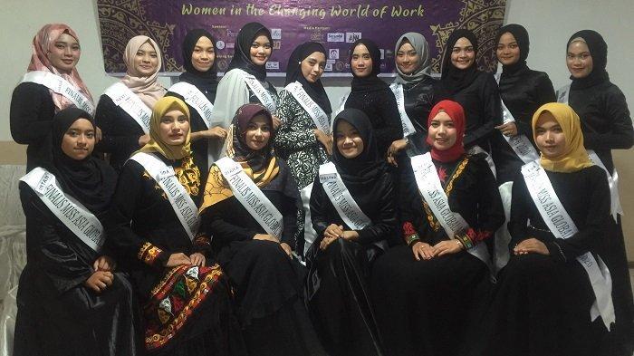 Sudah Registrasi, Satu Finalis Miss Asia Global Aceh Tiba-Tiba Mengundurkan Diri, Ini Sebabnya