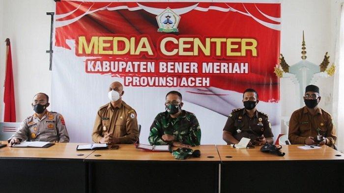 Penanganan Covid-19, Wabup Dailami ikut Rakor dengan Pemerintah Pusat