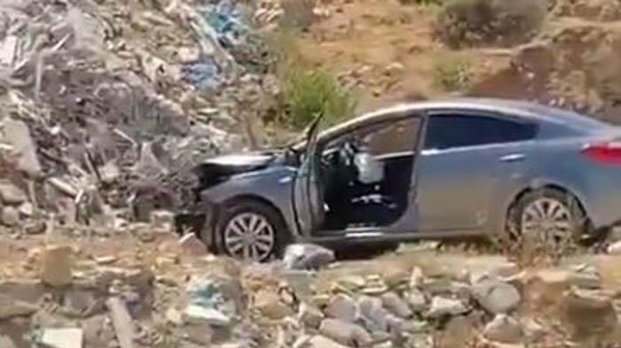 Usai Tentara Israel Tembak Dokter Wanita Palestina Dr Mai Afana, Mobilnya Ditemukan di Tebing