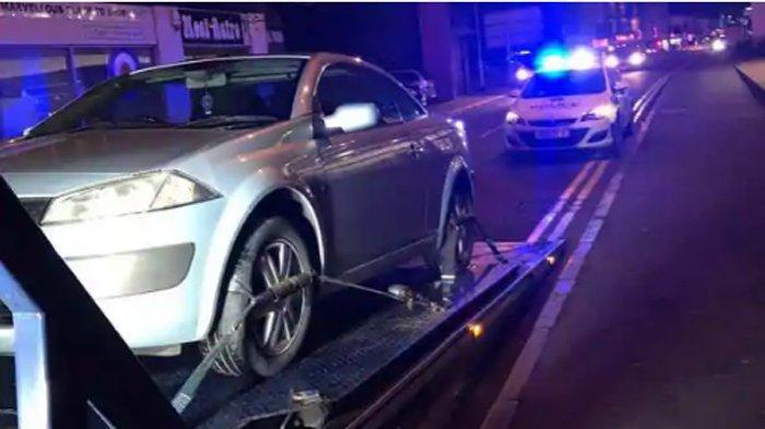 Polisi Inggris Sita Mobil Baru Setelah Dibeli 30 Detik, Ini Penyebabnya
