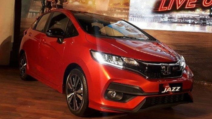Honda menyegarkan tampilan Jazz di Indonesia