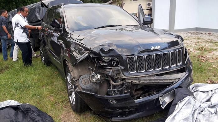 Polisi Gelar Penyidikan Insiden Maut Mobil Wagub Aceh