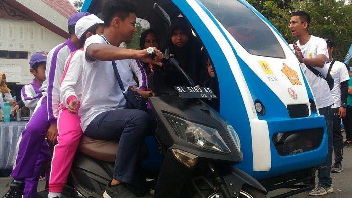 PLN Beri Kejutan Istimewa Bagi Pengguna Motor Listrik di Aceh, Ini Fasilitas dan Kemudahannya
