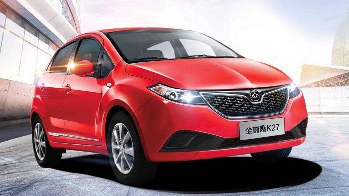 Produsen Mobil Listrik China, Kandi Technologies Group Bidik Pasar Amerika Utara